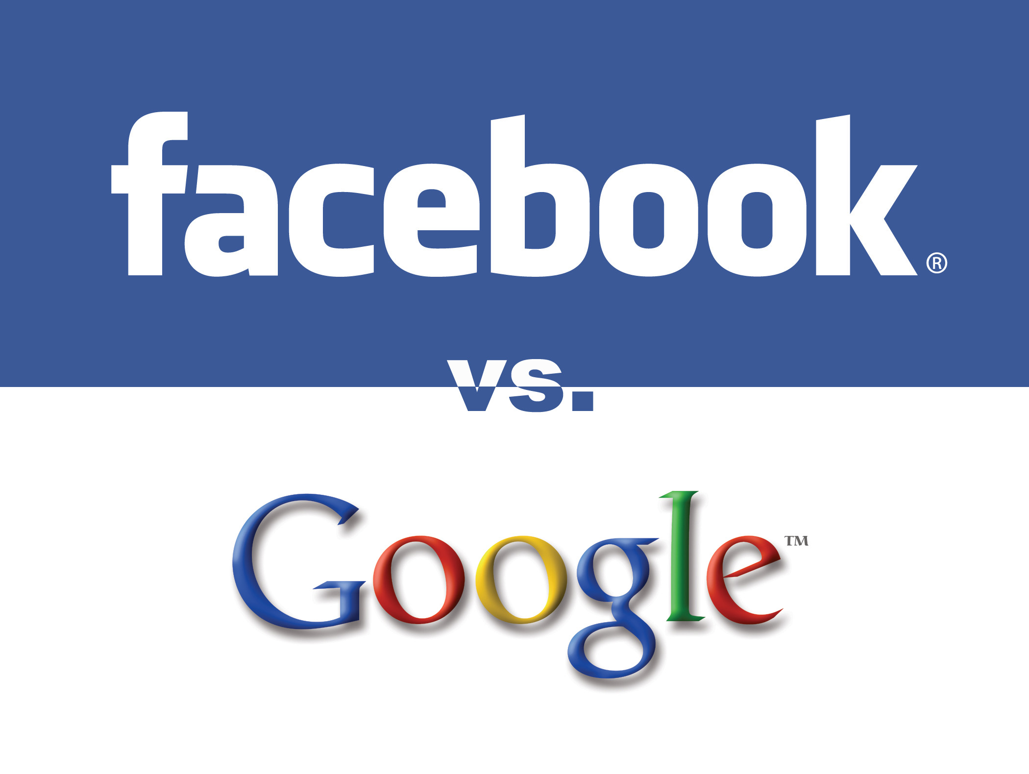 Facebook taking on Google